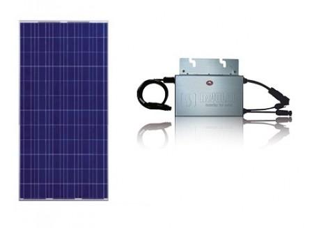 Kit Solar de Autoconsumo 250w Microinversor