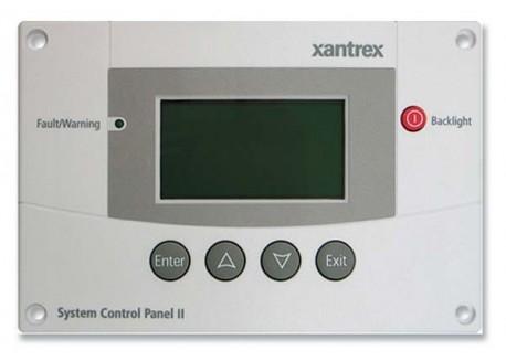 Panel de Control Inversores Xantrex XW