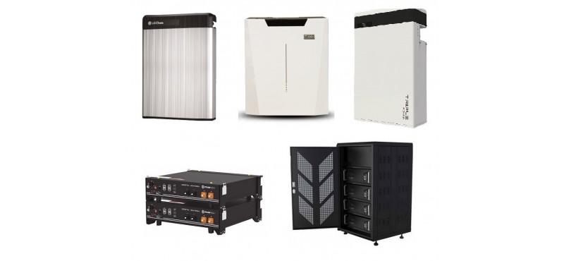 Las 5 mejores baterías de litio solares