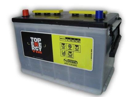 batería de transporte coche
