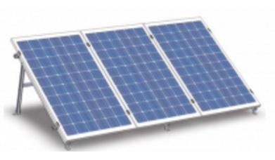 esructura panel solar