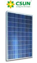 panel solar csun 240w buen precio