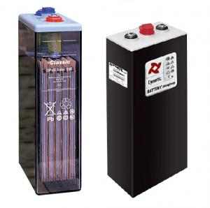 baterias de carretilla en energia solar
