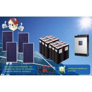 kit solar vivienda habitual