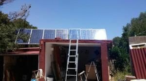 instalación solar antonio la mola