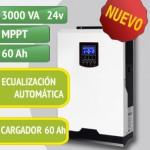 inversor híbrido axpert v_3000_MPPT_60