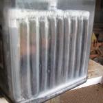 sulfatación batería